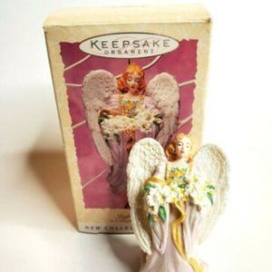 1996 Easter Hall Keepsake Ornament Joyful Angels